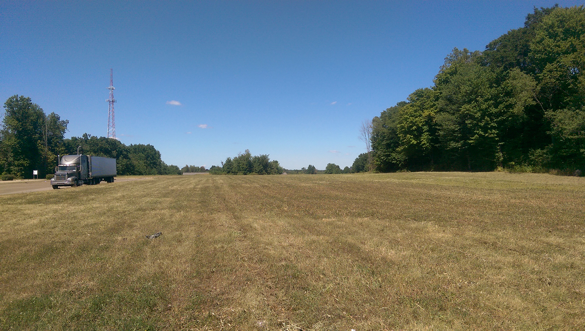 9. Lot F looking North (2)